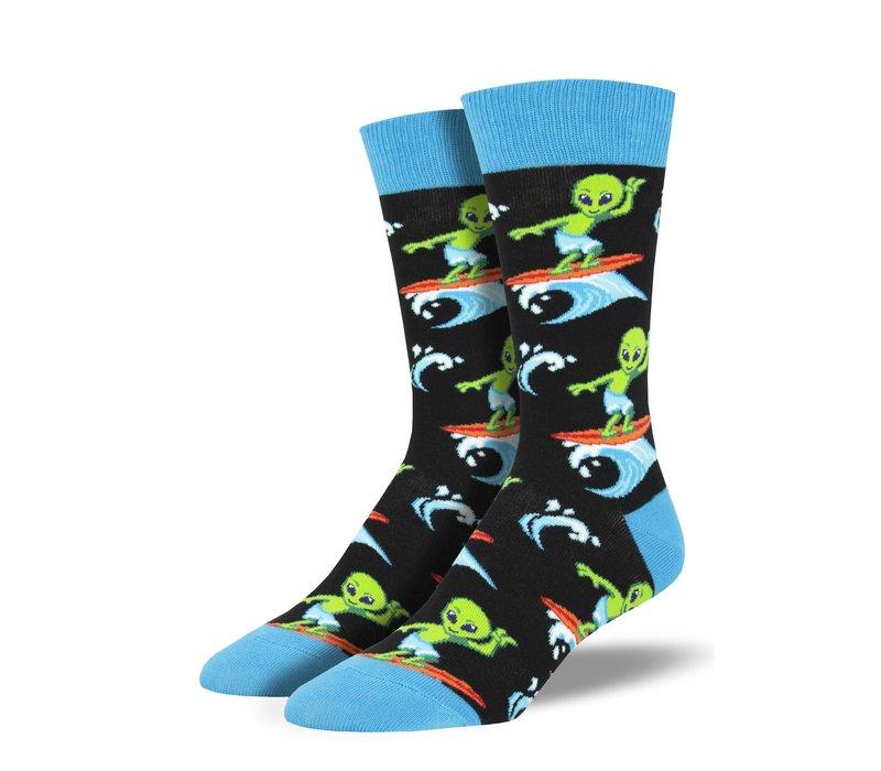 Socksmith - Surfing The Galaxy - Men's Socks