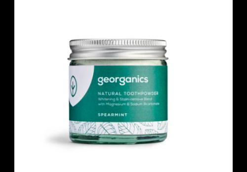Georganics Georganics - Natural Mineral-rich Toothpaste - Spearmint 120ml