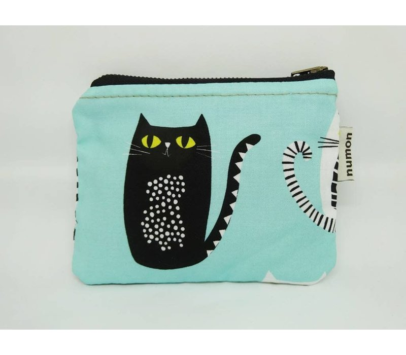 Numon - Kitty Cat MC_0626 - Coin Purse