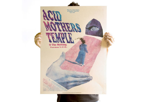 Münster Münster - Acid Mothers Temple - Screen Print