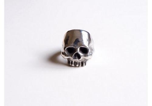 Six Zeros SixZeros - Skull Ring - Silver