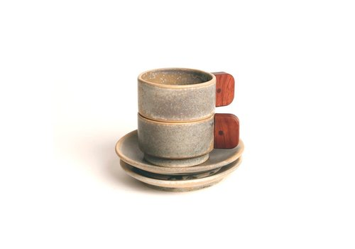 Matimanana Matimañana - Espresso Set Grey
