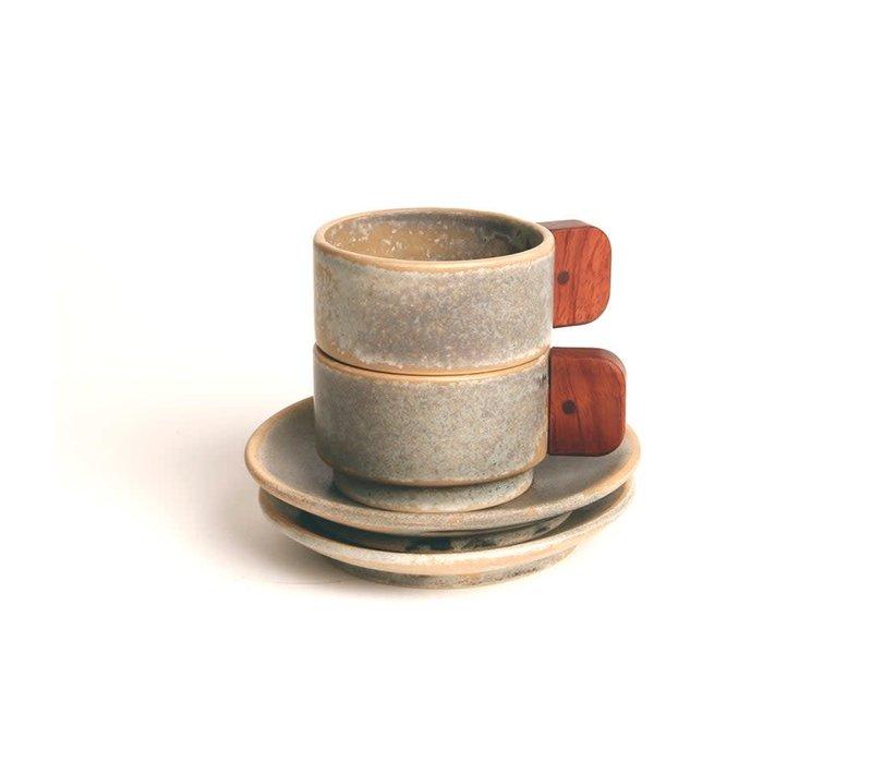 Matimañana - Espresso Set Grey