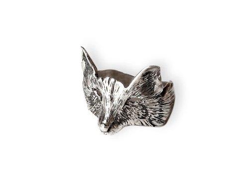 Michi Roman Michi Roman - Fox Ring - Sterling Silver