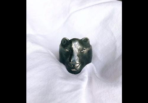Michi Roman Michi Roman - Panther Ring - Sterling Silver
