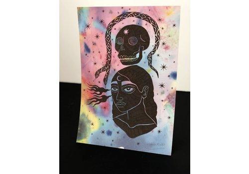 Carmen Seijas Carmen Seijas - Visions - A3 Print