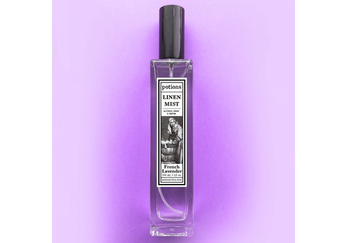 Potions Potions - French Lavender - Linen Mist (100 ml)