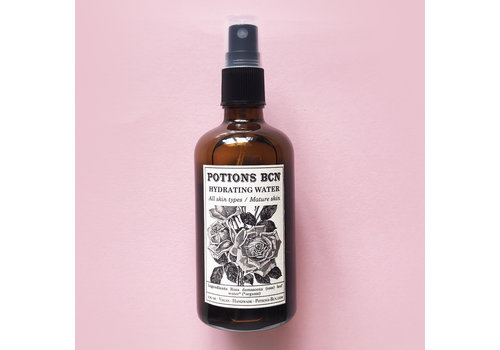 Potions Potions - Revitalizing Water (Organic Rose Hydrolate)