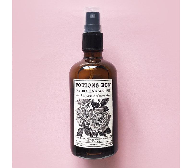 Potions - Revitalizing Water (Organic Rose Hydrolate)