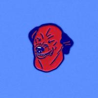 Gomaloca - Sneezing Dog Enamel Pin