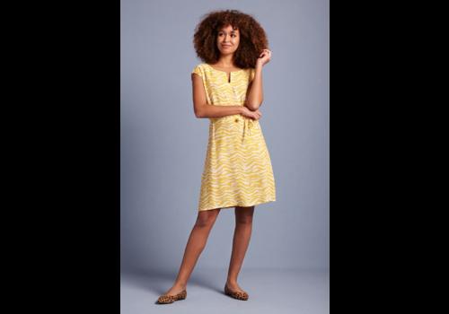 King Louie King Louie - Eva Dress Chapman - Mimosa Yellow