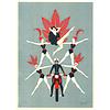 El Marquès El Marques - Motorbike - Print