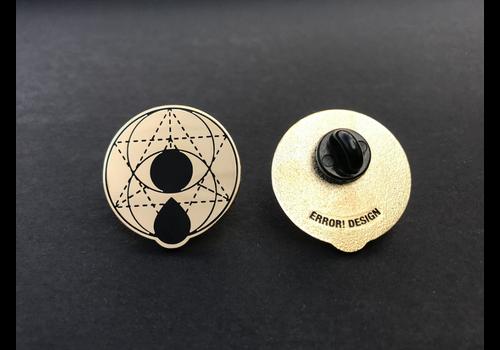 Error Design Error Design - The Eye - Enamel Pin