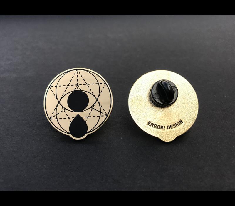 Error - The Eye - Enamel Pin