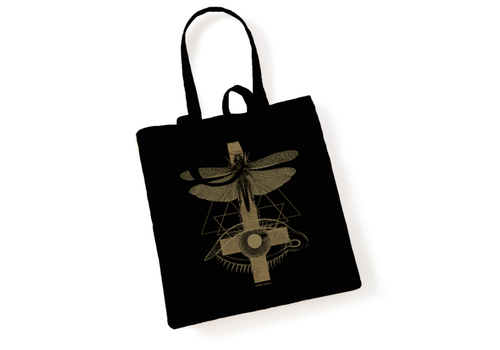 Error Design Error - Occult Locust - Totebag
