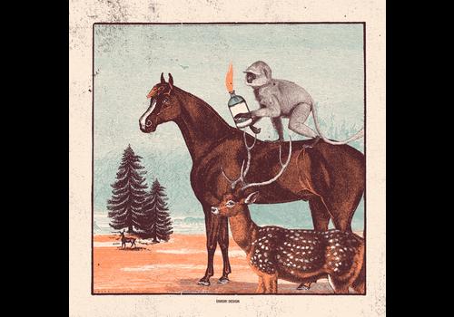 Error Design Error Design - Rebellion II - Art Print