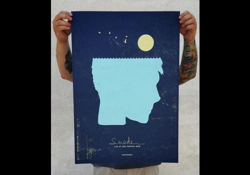 Error Design Error Design - Suede - Gig Poster