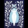 Lisa Junius Lisa Junius - Butterfly Print