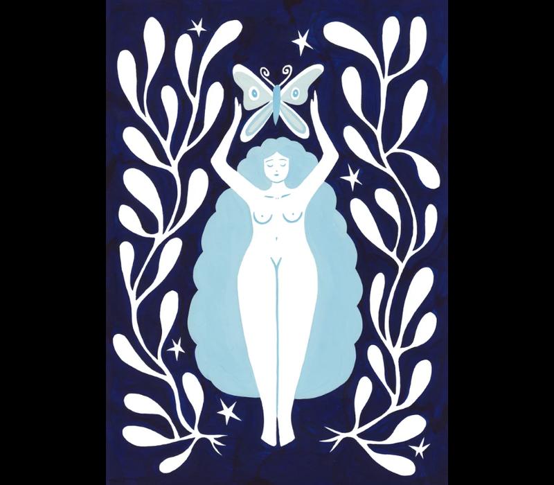 Lisa Junius - Butterfly Print