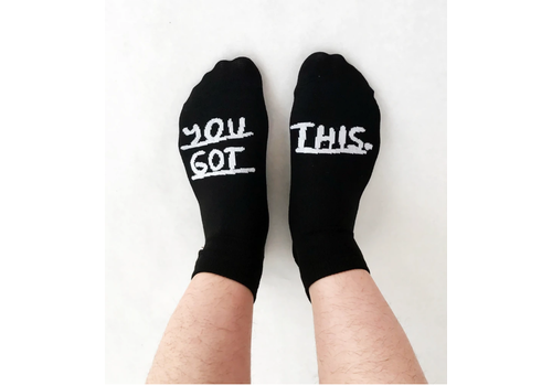 People I've Loved People I've Loved - You Got This - Socks