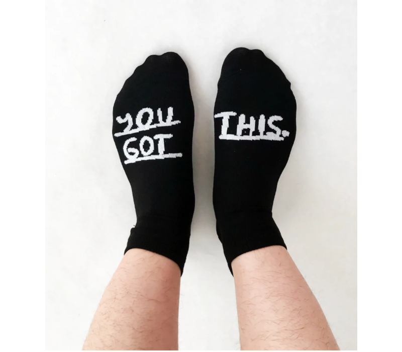 People I've Loved - You Got This - Socks