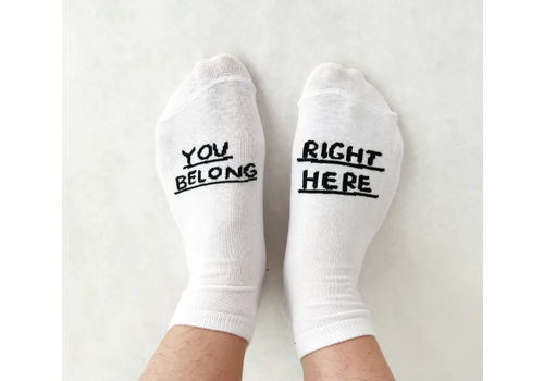People I've Loved People I've Loved - You Belong Right Here - Socks