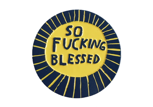 People I've Loved People I've Loved - Blessed - Pin