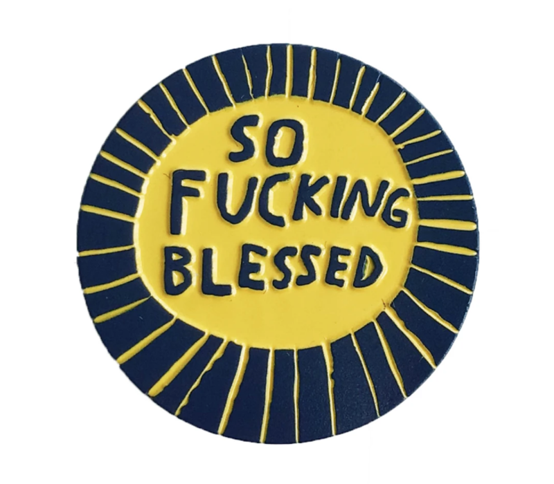 People I've Loved - Blessed - Pin