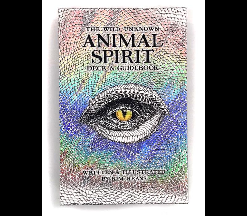 The Wild Unknown - Animal Spirit Deck + Guidebook Set