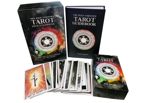 The Wild Unknown The Wild Unknown - Tarot Deck & Guidebook Set