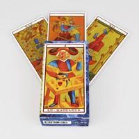 Fournier - Le Tarot de Marseille - Tarot Deck