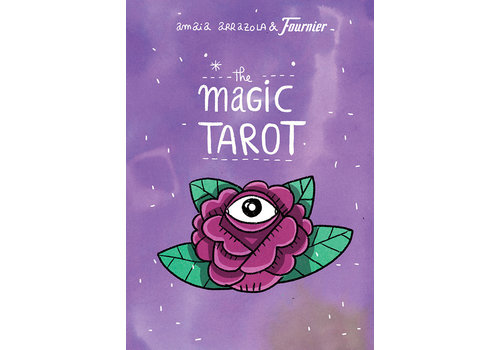 Fournier Fournier - The Magic Tarot by Amaia Arrazola