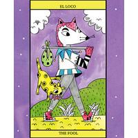 Fournier - The Magic Tarot by Amaia Arrazola