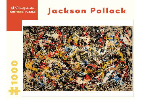 Pomegranate Pomegranate - Jackson Pollock: Convergence: 1000 Piece Jigsaw Puzzle