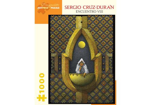 Pomegranate Pomegranate - Sergio Cruz-Duran: Encuentro VIII - 1000 piece Jigsaw Puzzle