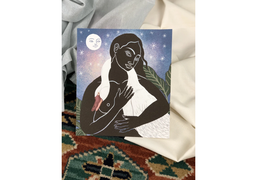 Carmen Seijas Hanako Mimiko - Shapeshifter - Print