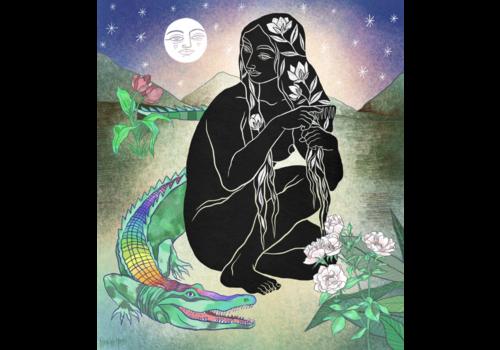 Carmen Seijas Carmen Seijas - Healing II - Print