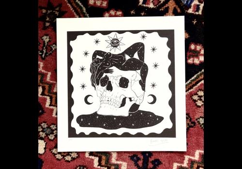 Carmen Seijas Hanako Mimiko - Epifanía - Print