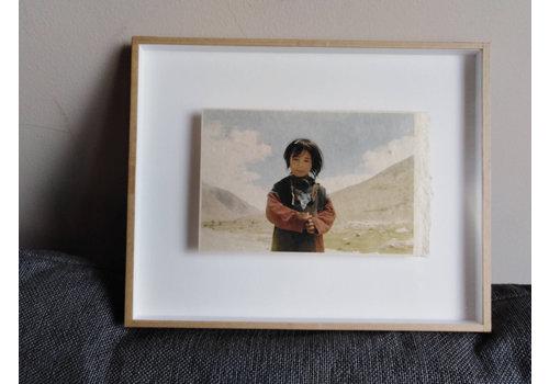 Federico Frangi Federico Frangi - Kid, Ladakh (India) - Photograph