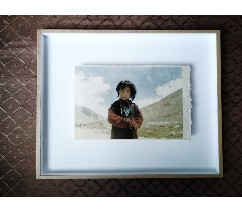 Federico Frangi - Kid, Ladakh (India) - Photograph