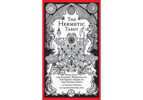 U.S Games The Hermetic Tarot - Godfrey Dowson