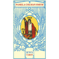 Pamela Colman Smith ( Rider Waite)  - RWS Tarot