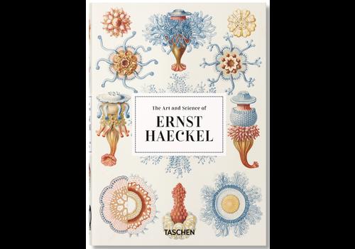 Taschen Rainer Willman & Julia Voss - Ernst Haeckel 40 Years