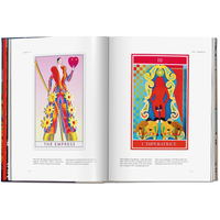 Taschen - The Library of Esoteric Tarot - English