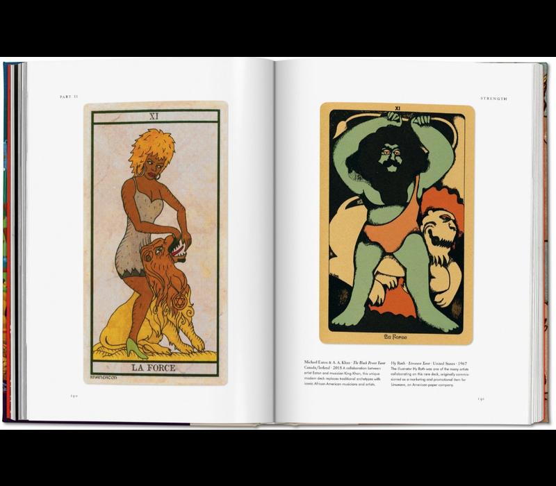 Taschen - The Library of Esoteric Tarot - Espanol