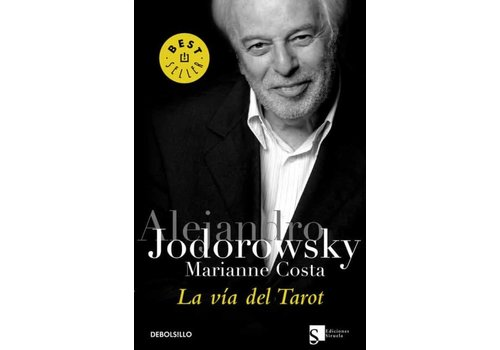 Penguin Books Alejandro Jodorowsky -  La vía del Tarot - Spanish
