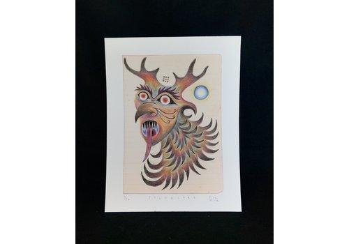 Riaq Miuq Riaq Miuq - Silvestre - Digital Print