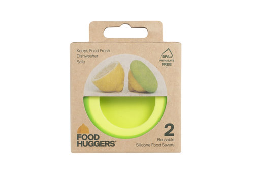 Food Huggers Food Huggers - Set of 2 Citrus Savers