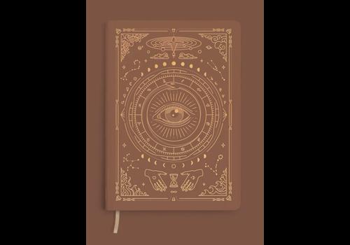 Magic of I Magic of I - Vegan Leather Journal - Lined