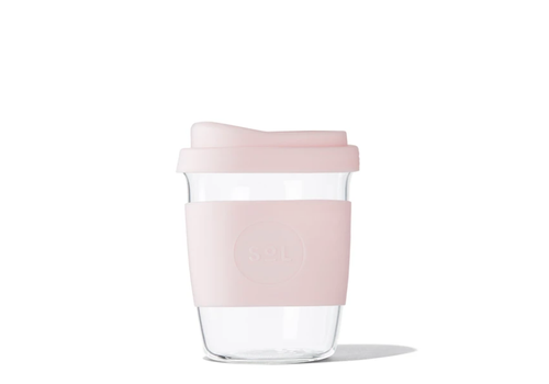 SoL Cups SoL Cups - Perfect Pink - Reusable 12oz Cup